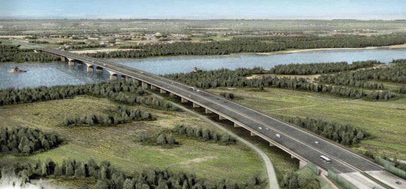 most południowy warszawy koncept projekt